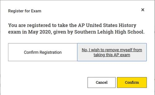 ap exam schedule 2020