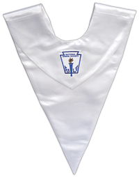 NHS White Stole