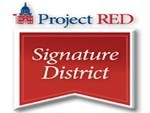 Project RED Signature and Apple Distinguished District