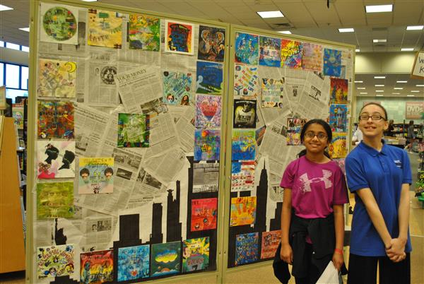 Middle School Photos / Music and Art Showcase at Barnes ...